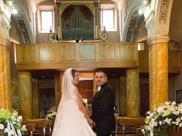 Il matrimonio di Luca e Alessandra a Corchiano, Viterbo 34