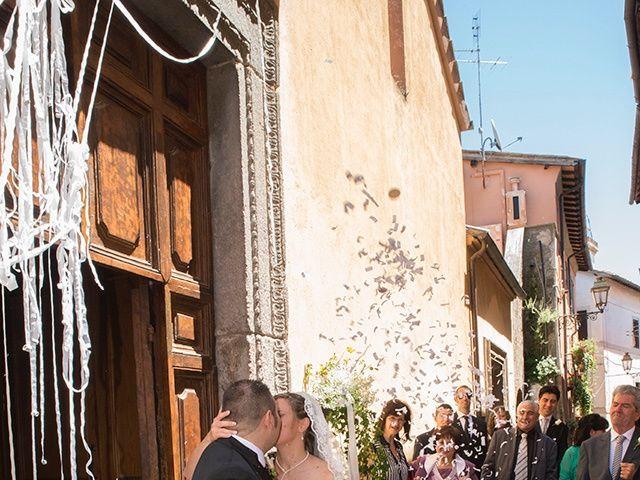 Il matrimonio di Luca e Alessandra a Corchiano, Viterbo 35