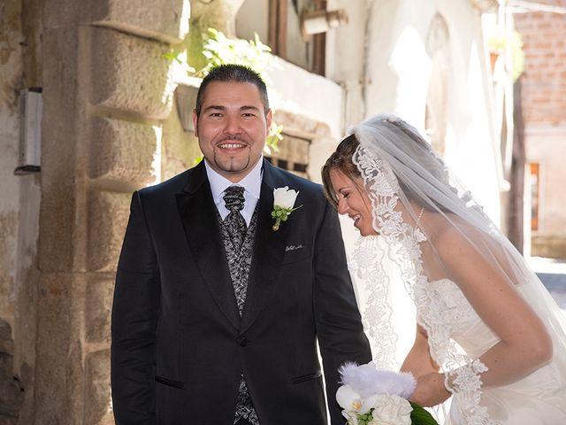 Il matrimonio di Luca e Alessandra a Corchiano, Viterbo 38