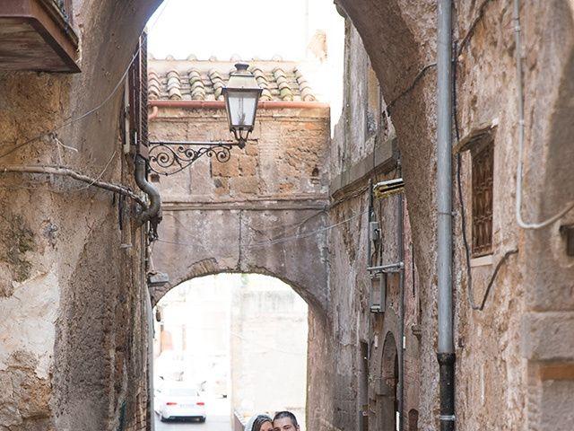 Il matrimonio di Luca e Alessandra a Corchiano, Viterbo 39