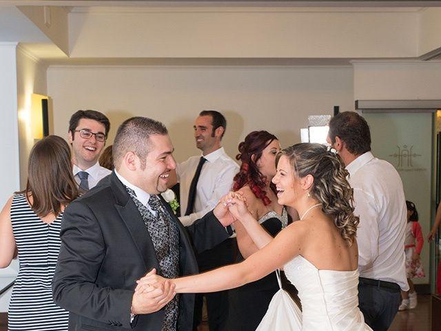 Il matrimonio di Luca e Alessandra a Corchiano, Viterbo 47