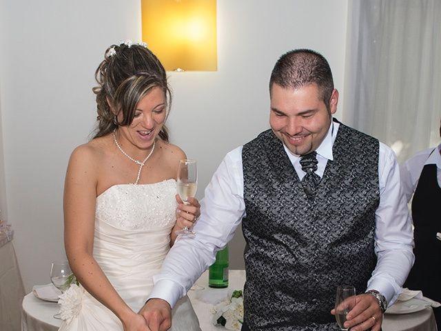 Il matrimonio di Luca e Alessandra a Corchiano, Viterbo 51