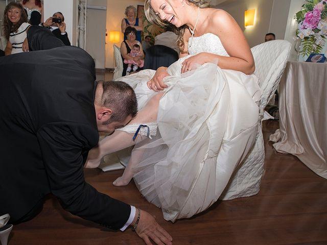 Il matrimonio di Luca e Alessandra a Corchiano, Viterbo 52