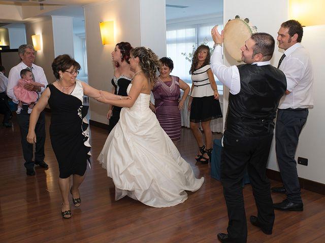 Il matrimonio di Luca e Alessandra a Corchiano, Viterbo 53