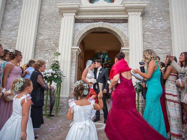 Il matrimonio di Giuseppe e Alessia a Cirò Marina, Crotone 53