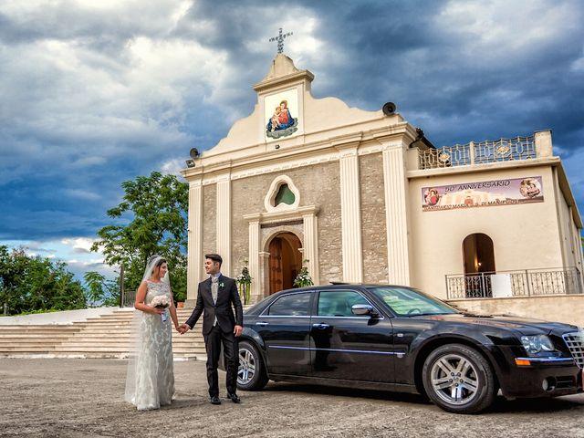 Il matrimonio di Giuseppe e Alessia a Cirò Marina, Crotone 54
