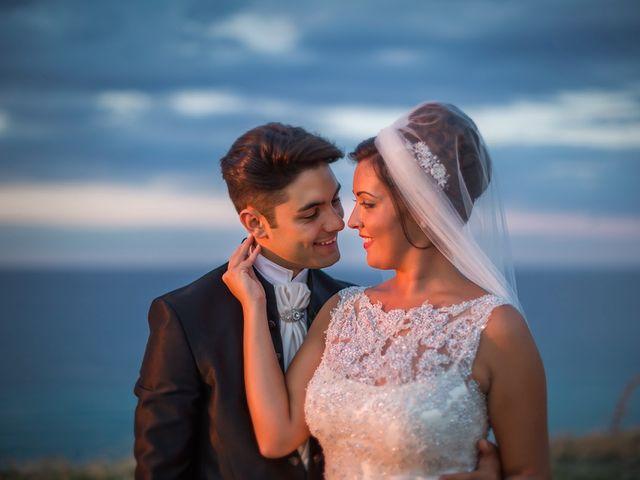 Il matrimonio di Giuseppe e Alessia a Cirò Marina, Crotone 69