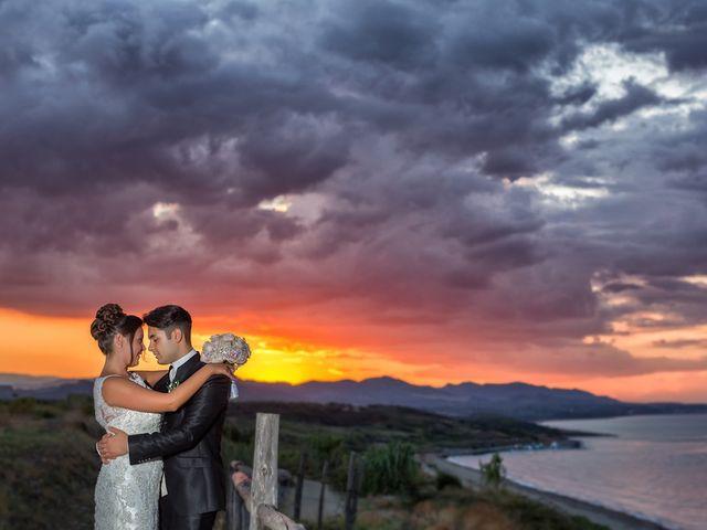 Il matrimonio di Giuseppe e Alessia a Cirò Marina, Crotone 77
