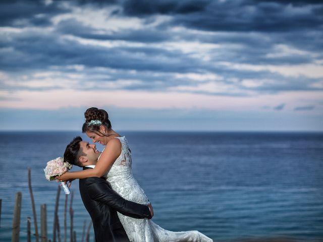 Il matrimonio di Giuseppe e Alessia a Cirò Marina, Crotone 1