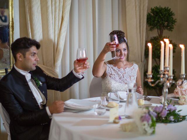 Il matrimonio di Giuseppe e Alessia a Cirò Marina, Crotone 87
