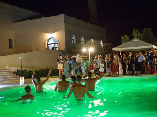 Il matrimonio di Giuseppe e Alessia a Cirò Marina, Crotone 105