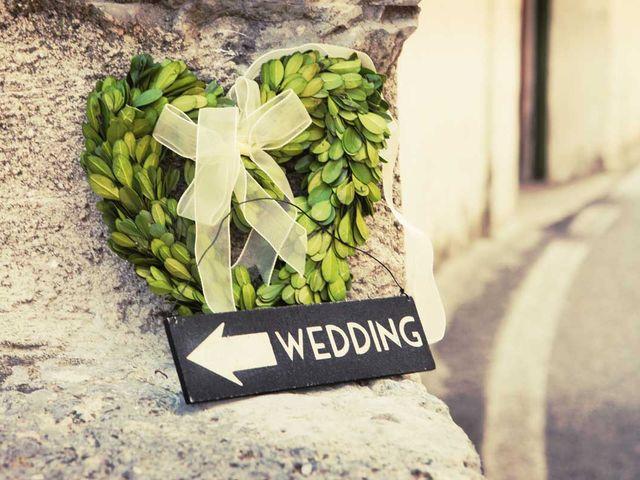 Il matrimonio di Zoe e Francesco a Furore, Salerno 1