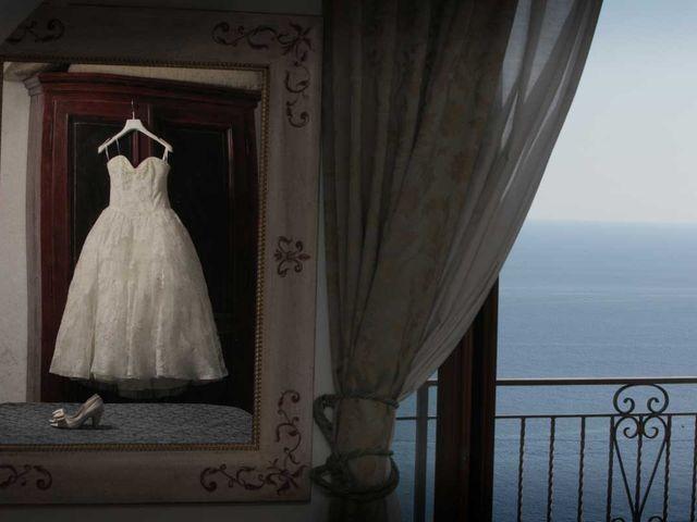 Il matrimonio di Zoe e Francesco a Furore, Salerno 3