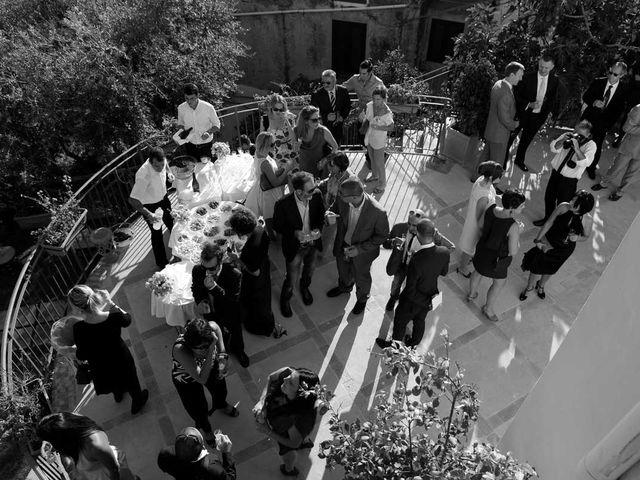 Il matrimonio di Zoe e Francesco a Furore, Salerno 6