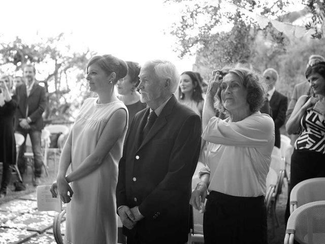 Il matrimonio di Zoe e Francesco a Furore, Salerno 17