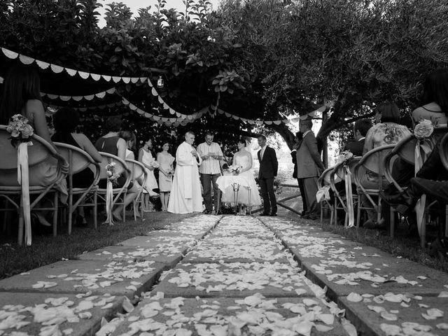 Il matrimonio di Zoe e Francesco a Furore, Salerno 18