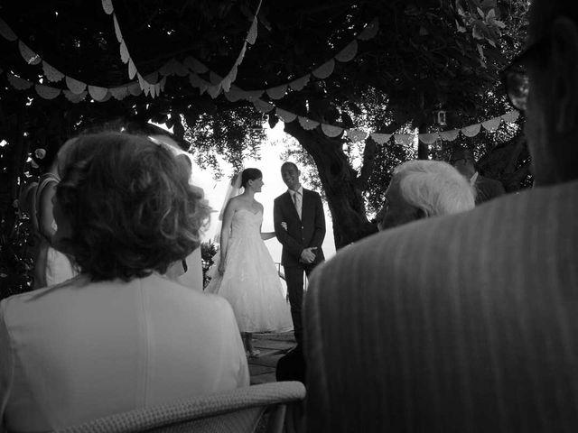 Il matrimonio di Zoe e Francesco a Furore, Salerno 19