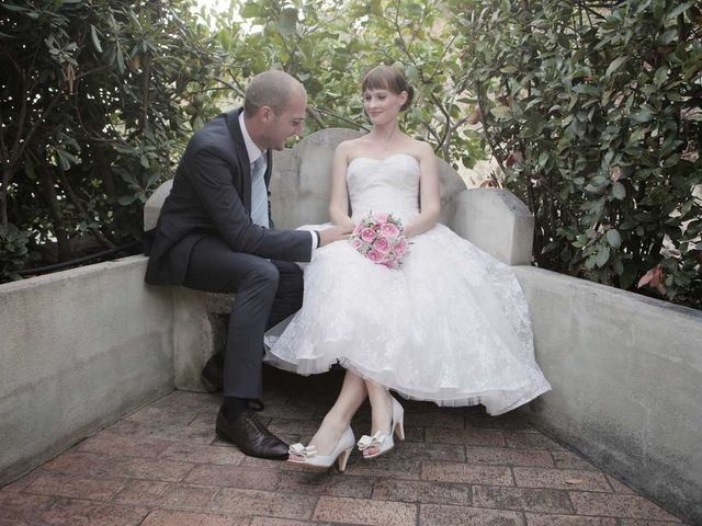 Il matrimonio di Zoe e Francesco a Furore, Salerno 22