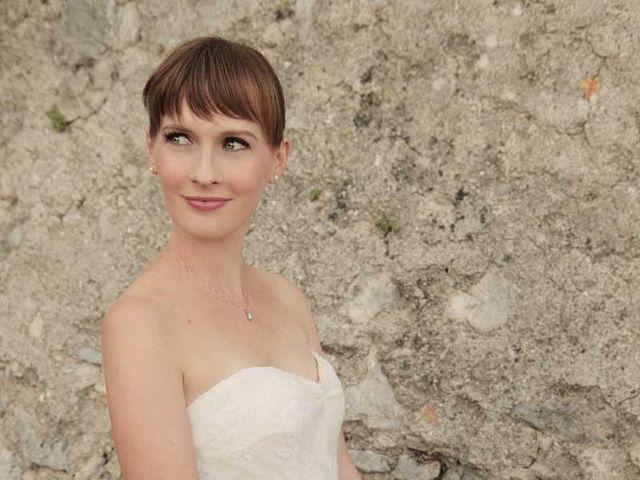 Il matrimonio di Zoe e Francesco a Furore, Salerno 26