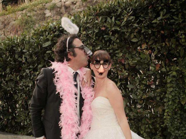 Il matrimonio di Zoe e Francesco a Furore, Salerno 30