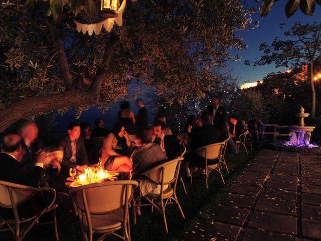 Il matrimonio di Zoe e Francesco a Furore, Salerno 32