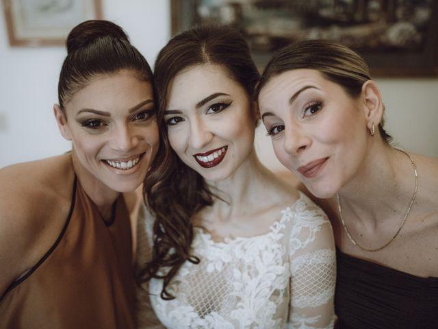 Il matrimonio di Stefano e Alessandra a Grottaferrata, Roma 13