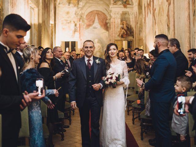 Il matrimonio di Stefano e Alessandra a Grottaferrata, Roma 15
