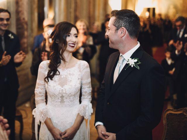 Il matrimonio di Stefano e Alessandra a Grottaferrata, Roma 16