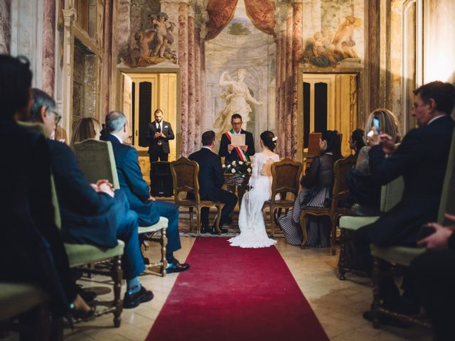 Il matrimonio di Stefano e Alessandra a Grottaferrata, Roma 17