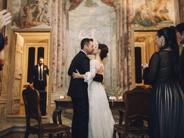 Il matrimonio di Stefano e Alessandra a Grottaferrata, Roma 19