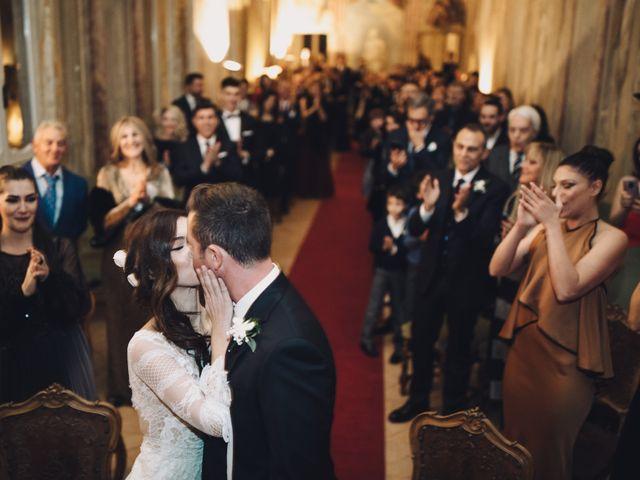 Il matrimonio di Stefano e Alessandra a Grottaferrata, Roma 21