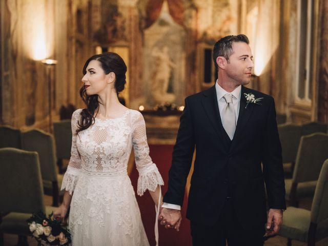 Il matrimonio di Stefano e Alessandra a Grottaferrata, Roma 23
