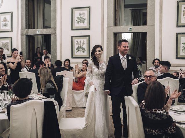 Il matrimonio di Stefano e Alessandra a Grottaferrata, Roma 28