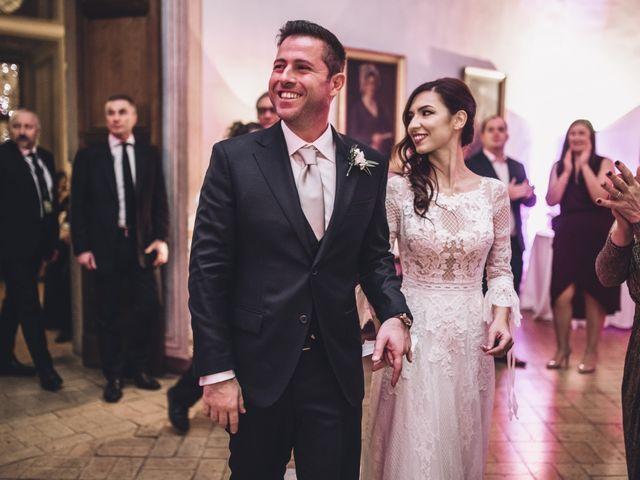 Il matrimonio di Stefano e Alessandra a Grottaferrata, Roma 32