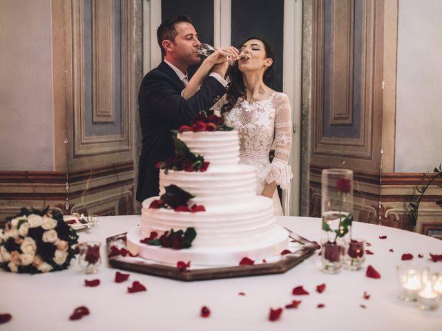 Il matrimonio di Stefano e Alessandra a Grottaferrata, Roma 35