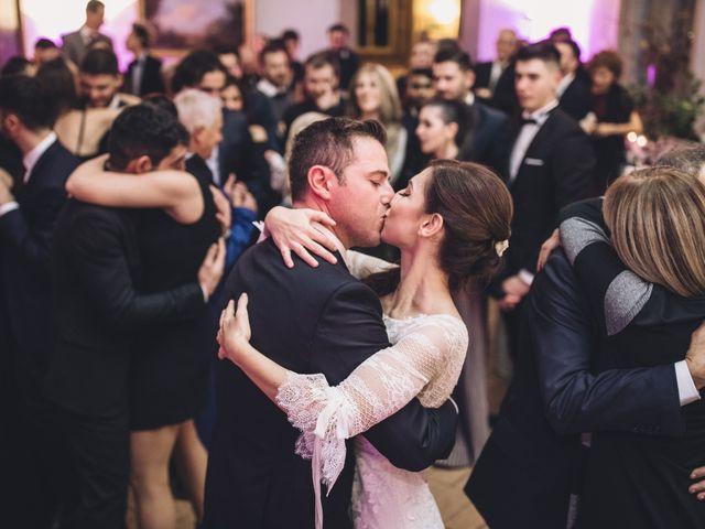 Il matrimonio di Stefano e Alessandra a Grottaferrata, Roma 36