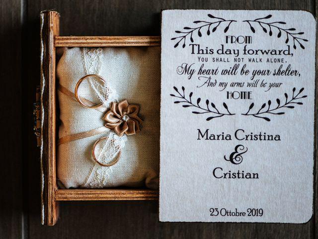 Il matrimonio di Christian e Cristina a Vizzola Ticino, Varese 1