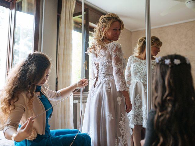Il matrimonio di Christian e Cristina a Vizzola Ticino, Varese 3