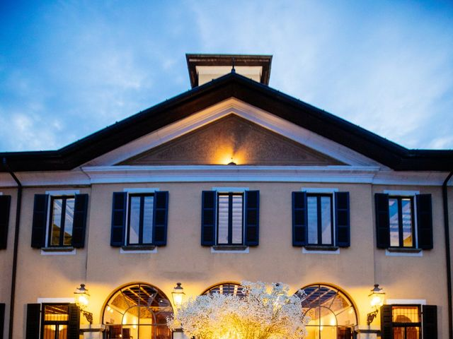 Il matrimonio di Christian e Cristina a Vizzola Ticino, Varese 8