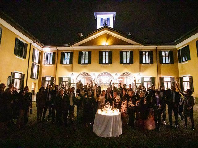 Il matrimonio di Christian e Cristina a Vizzola Ticino, Varese 12