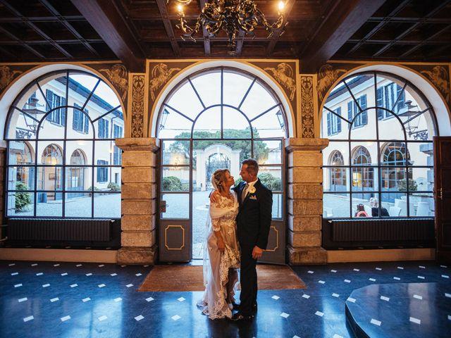 Il matrimonio di Christian e Cristina a Vizzola Ticino, Varese 14