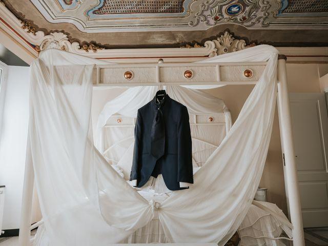 Il matrimonio di Gianmarco e Gea a Sestri Levante, Genova 2