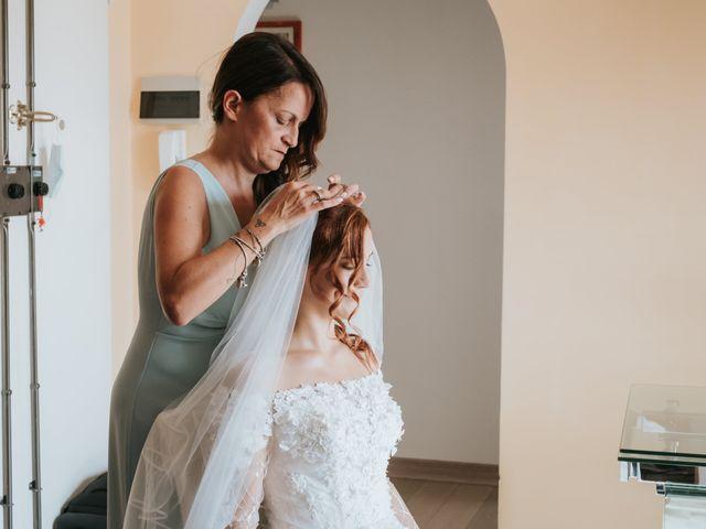 Il matrimonio di Gianmarco e Gea a Sestri Levante, Genova 13