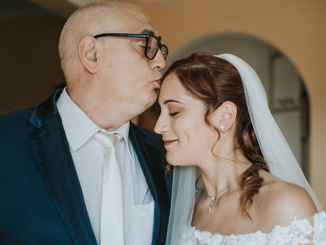 Il matrimonio di Gianmarco e Gea a Sestri Levante, Genova 17