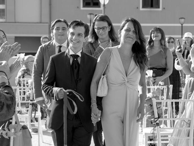 Il matrimonio di Gianmarco e Gea a Sestri Levante, Genova 18