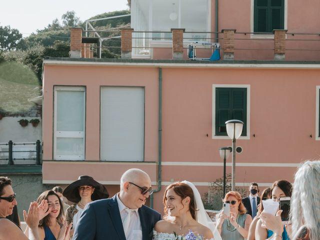 Il matrimonio di Gianmarco e Gea a Sestri Levante, Genova 20