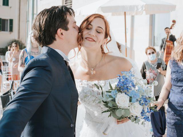 Il matrimonio di Gianmarco e Gea a Sestri Levante, Genova 21