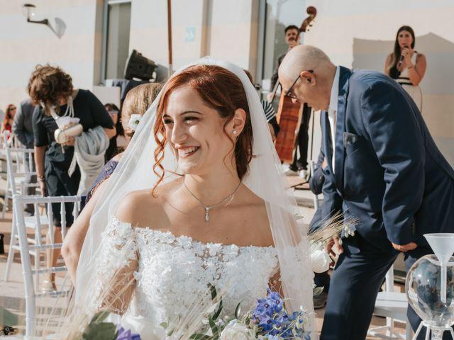 Il matrimonio di Gianmarco e Gea a Sestri Levante, Genova 22