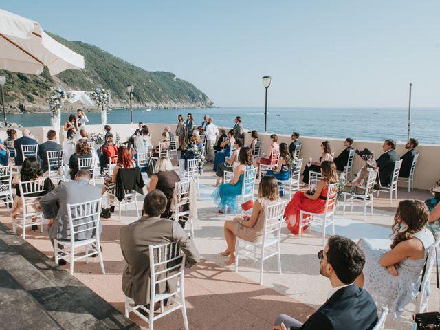 Il matrimonio di Gianmarco e Gea a Sestri Levante, Genova 24