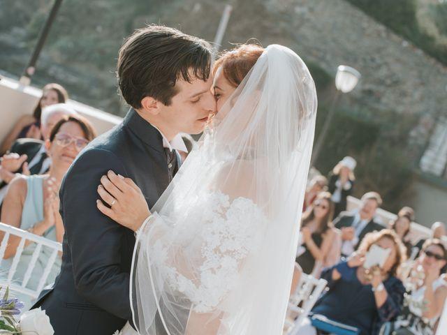Il matrimonio di Gianmarco e Gea a Sestri Levante, Genova 26